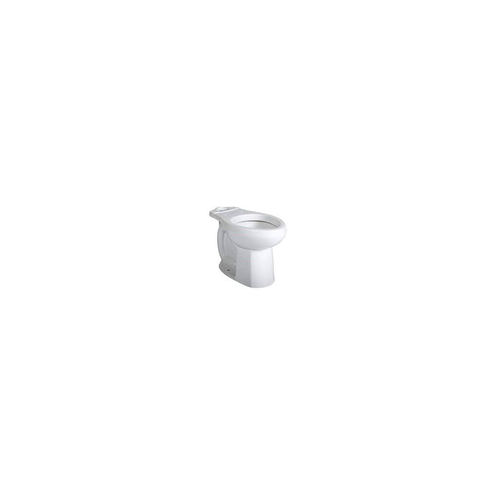 American Standard Colony® Elongated Toilet Bowl in White- Bowl Only