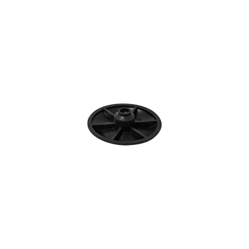 American Standard Snap-On Seat Disk for Toilet Flush Valves in Black