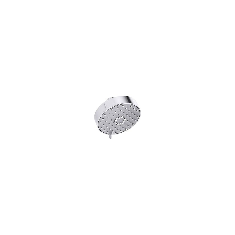 Kohler® Awaken® Multi-Function Showerhead 2.0 gpm 3-Function in Polished Chrome