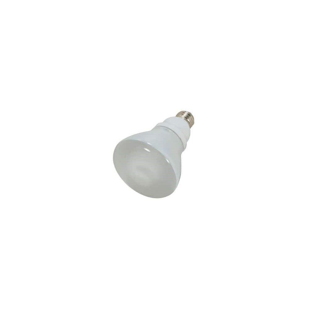 Satco 15W R30 Compact Fluorescent Light Bulb with Medium Base