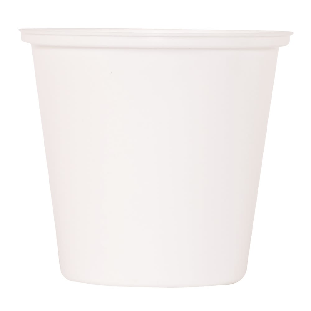 Eco Contour Collection 3 Quart Ice Bucket Liner, White