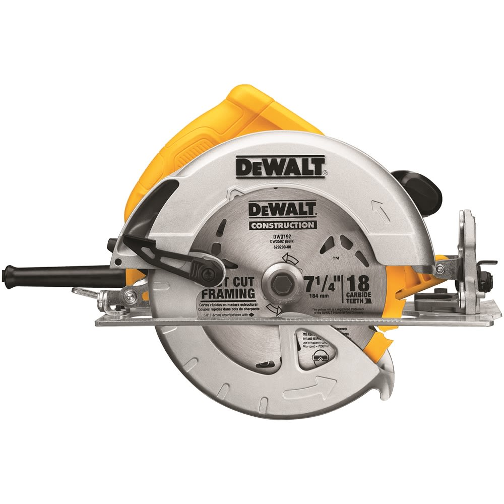 DEWALT 120V Lightweight Circular Saw