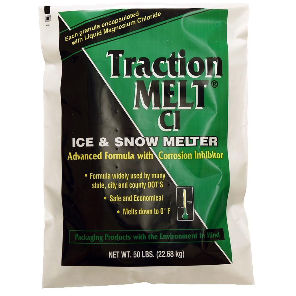 Scotwood Industries Traction Melt® CI 50 lbs. Traction Melt