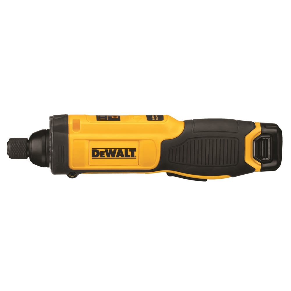 DEWALT 8V Battery Gyroscopic Inline Screwdriver