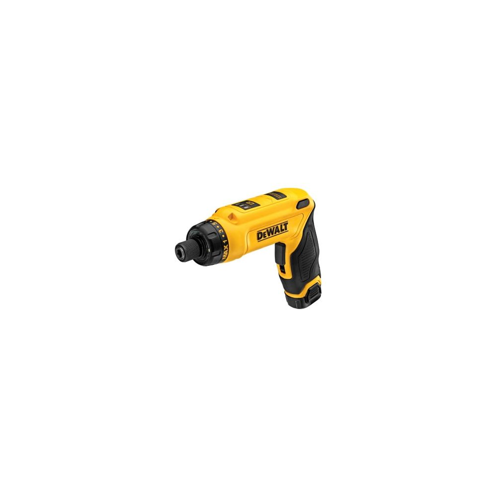 DEWALT 1/4 in. 8V Screwdriver Kit