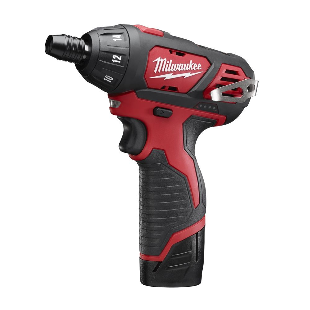 Milwaukee 12 V Lithium-Ion Compact Drive/Drill Kit