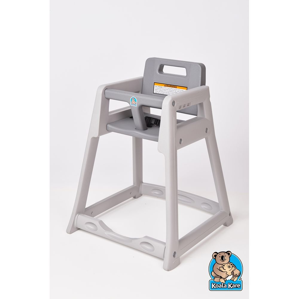 Koala Kare Diner High Chair, Gray