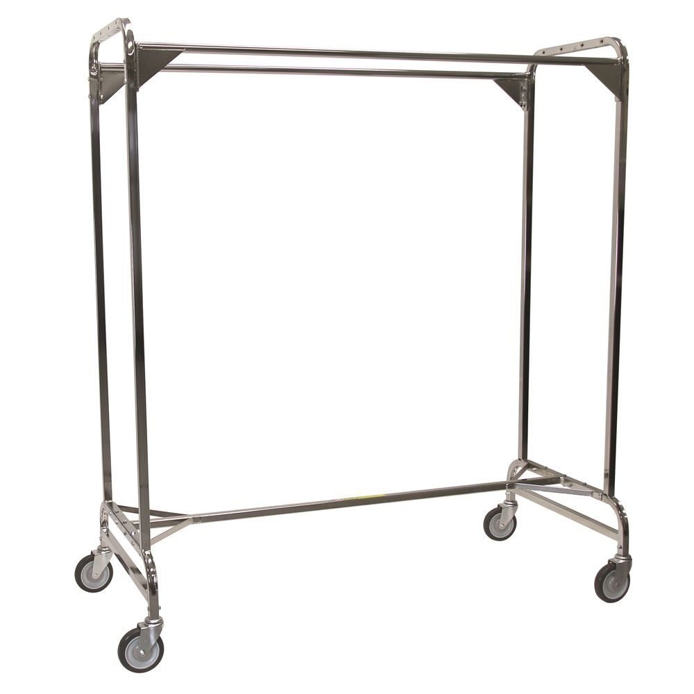 Garment Rack 72in Double