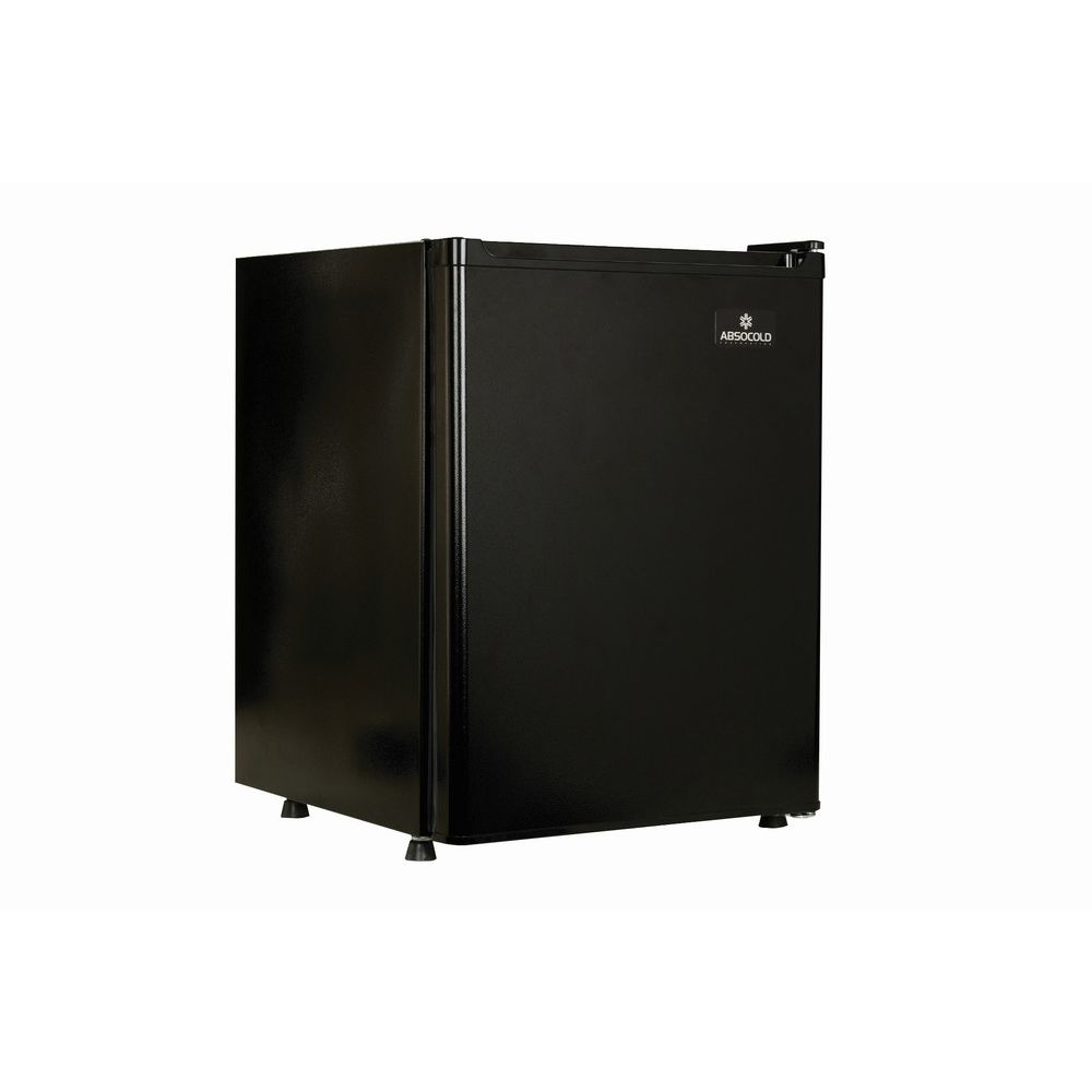 Absocold All Refrigerator, 1.1 Cu Ft, Energy Star Rated, Auto Defrost, Black