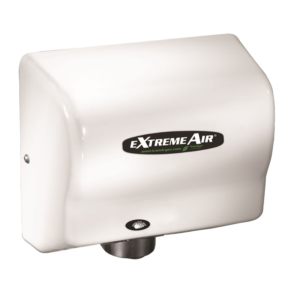 World Dryer® Automatic Hand Dryer White