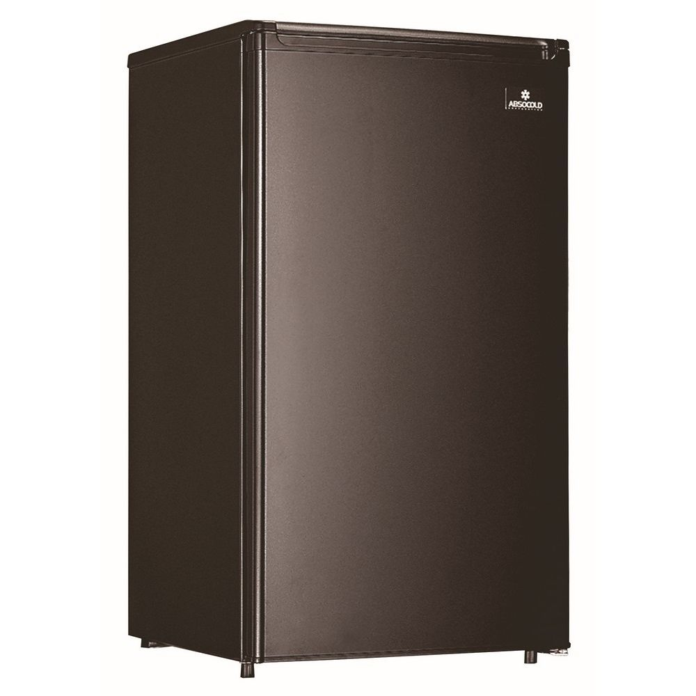 Absocold Refrigerator, 3.6 Cu Ft, Energy Star Rated, Auto Defrost, Black