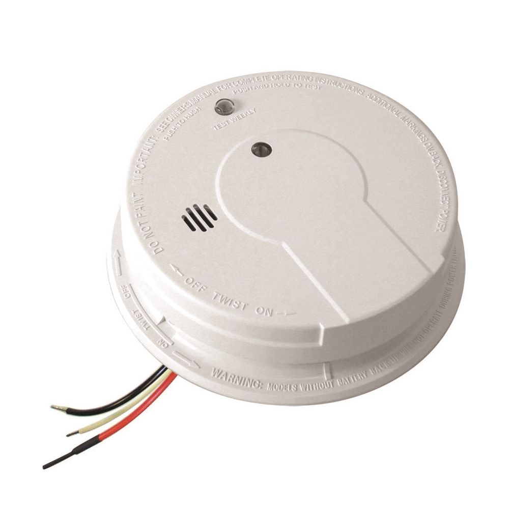 Kidde Hardwired Smoke Alarm