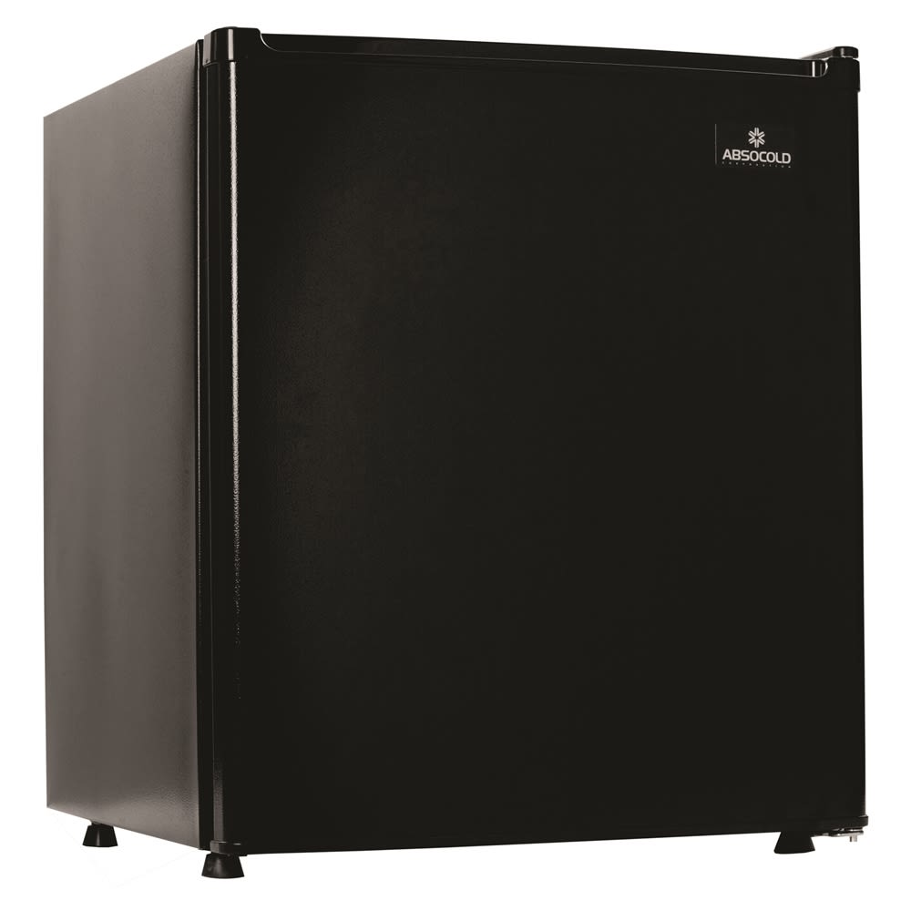 Absocold All Refrigerator, 2.0 Cu Ft, Energy Star Rated, Auto Defrost, Black
