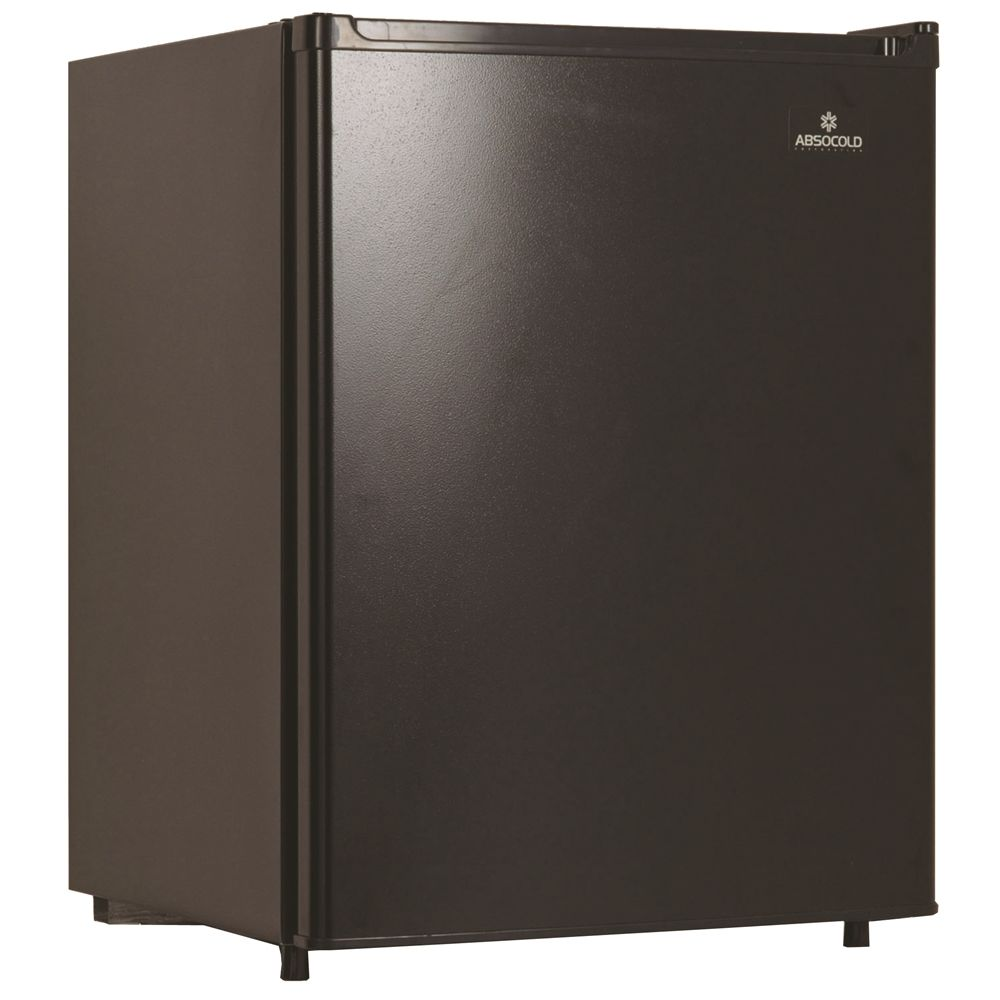Absocold All-Refrigerator, 2.3 Cu Ft, Energy Star Rated, Auto Defrost, Black