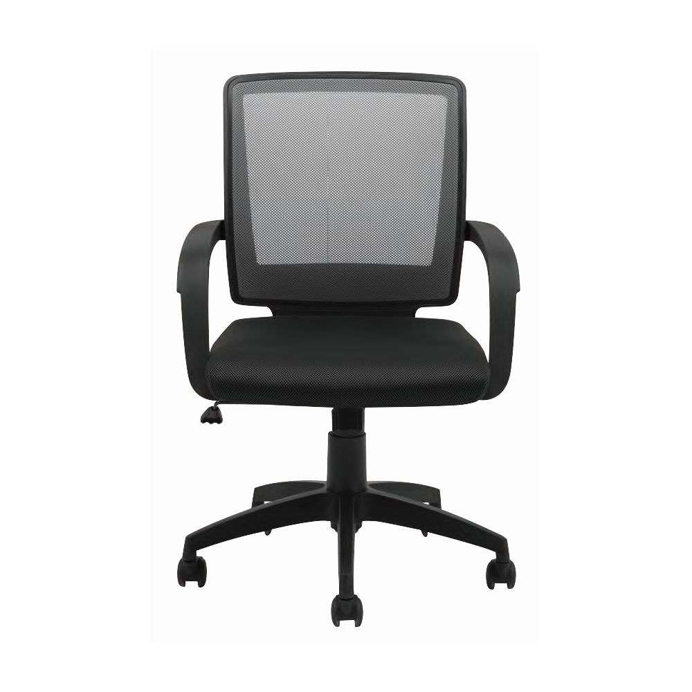 Amigo Mesh Low Back Tilter Managers Chair, Black