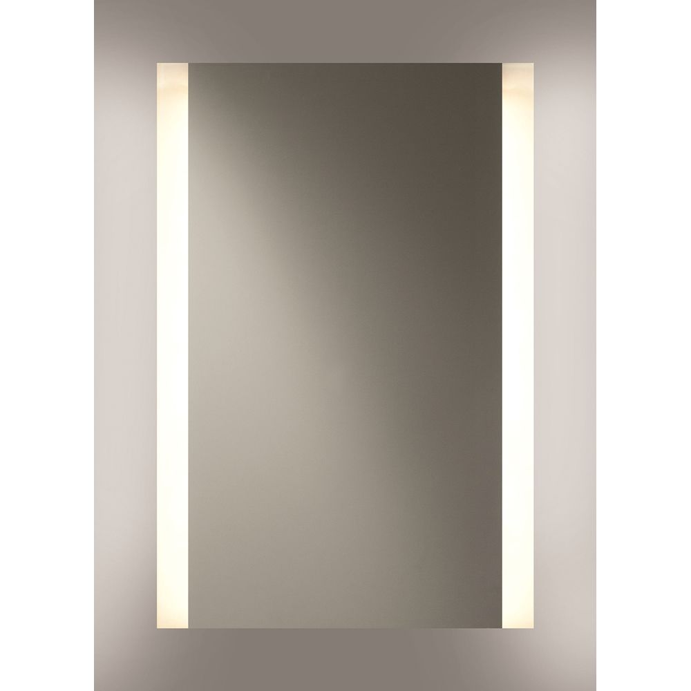 Backlit LED Mirror, 2 Sides, 24Wx36H,  ADA Compliant
