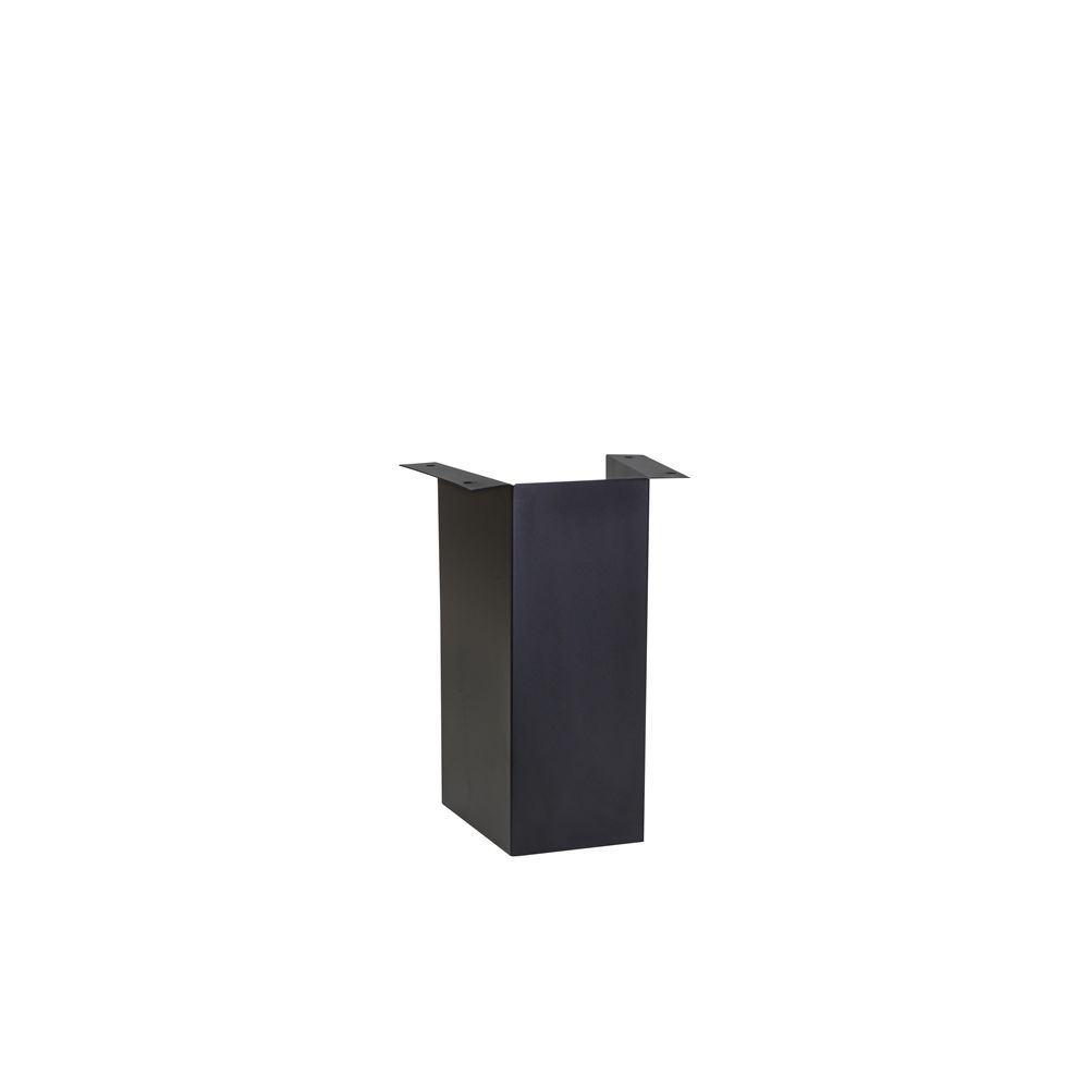 Innovative 12in Pedestal Stand for Safes, Black