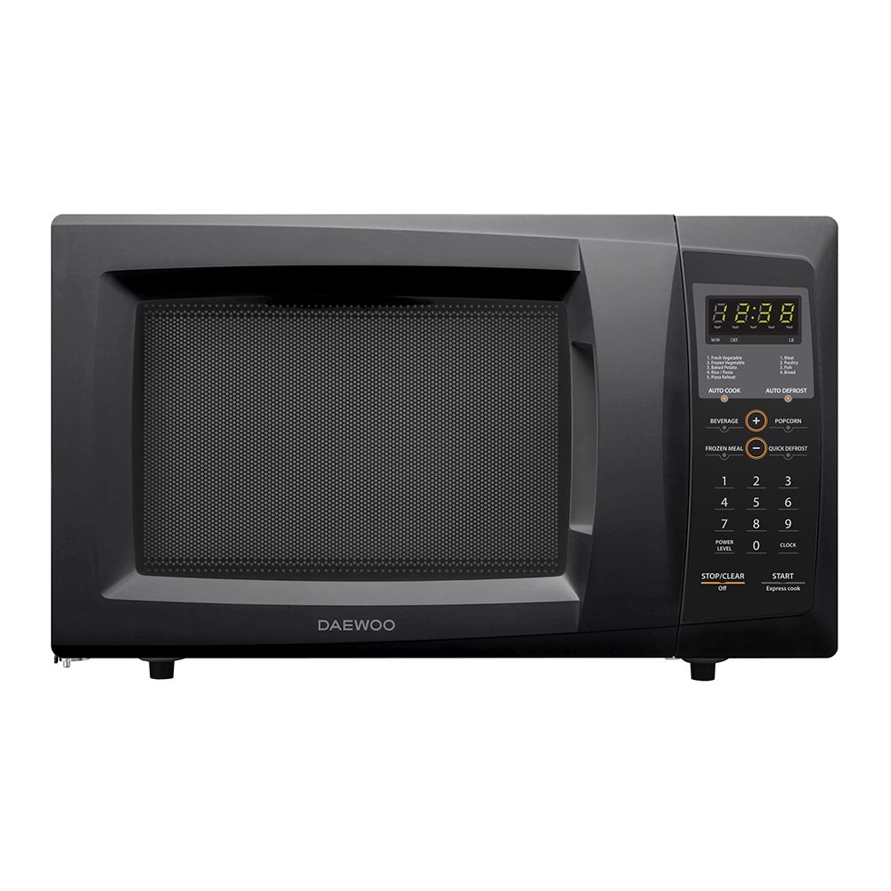 Absocold Compact 0.9 cu.ft., 900 Watt, Microwave Oven, Black
