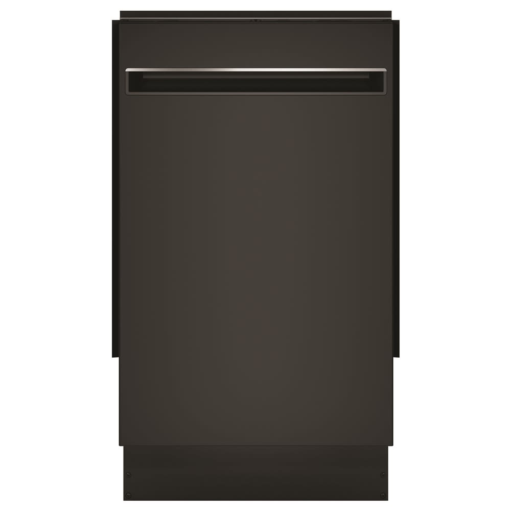 "GE ®, 18"" Built-In Dishwasher, ADA, Energy Star Rated, Black"