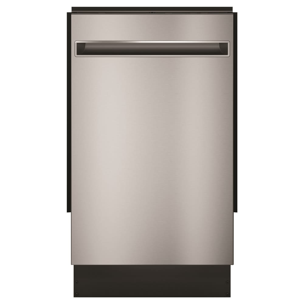 "GE ® 18"" Built-In Dishwasher, Energy Star Rated, ADA, Stainless Steel"