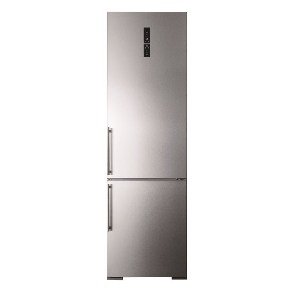 Summit Bottom Freezer Refrigerator, 12.8 Cu Ft, Energy Star Rated, Auto Defrost, Stainless Steel