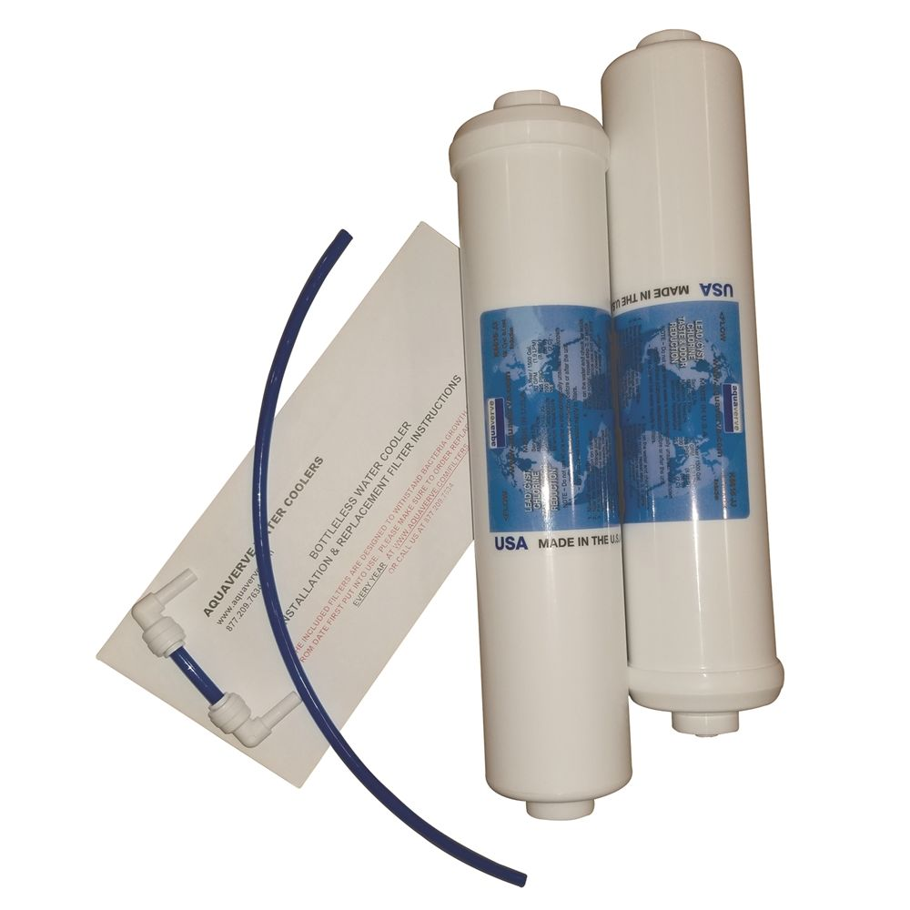 Aquaverve Replacement Filter Kit