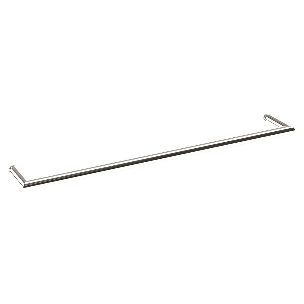 "WINGITS® INFINITE Elegance 20"" Towel Bar Vanity Mount, Stainless Steel, Polished Finish"