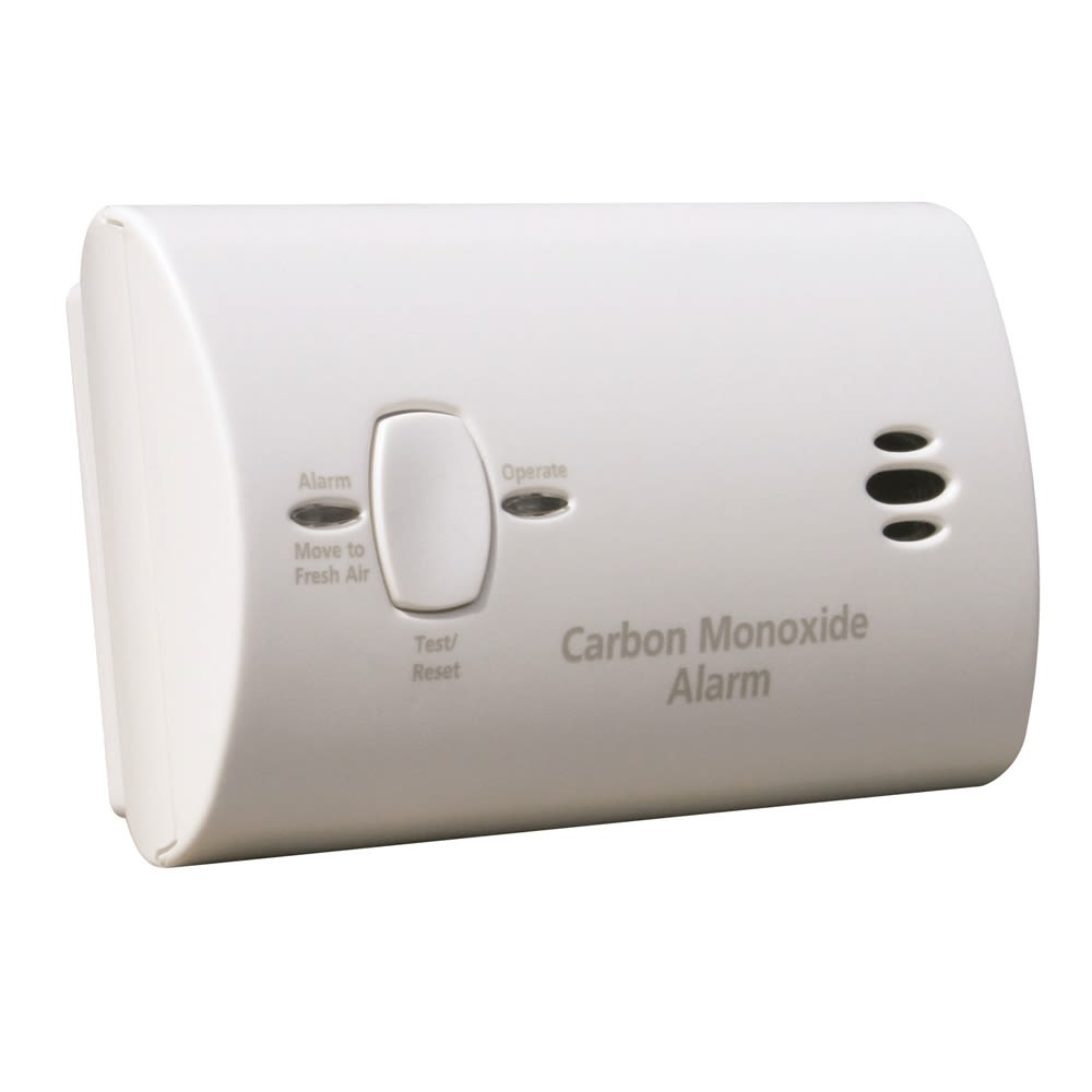 Kidde Battery Operated Carbon Monoxide Alarm