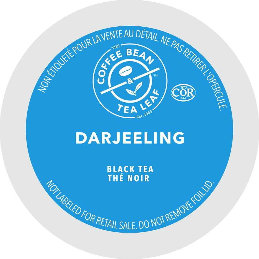 The Coffee Bean & Tea Leaf® Darjeeling Black Tea Single-Serve Cups