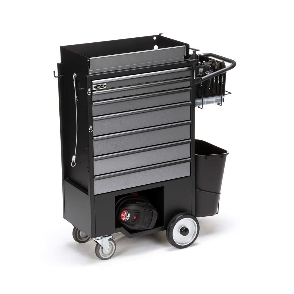 FLEXCART® General Maintenance Cart with All Tools (FC-200WAT)