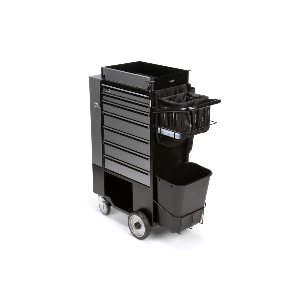 FlexCart® Engineering Cart, No Tools, Carbon Steel (FC-100CSNT)