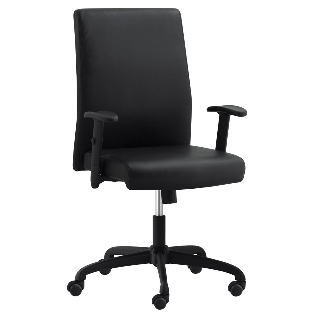 BONN TASK CHAIR BLACK