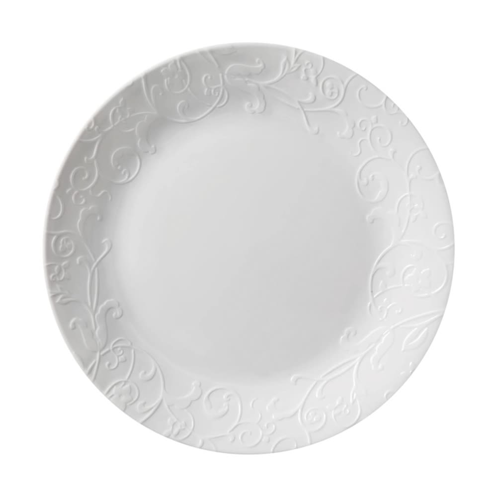 Corelle Embossed Salad Plate, 8.5 in.