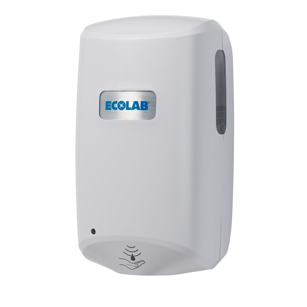 Ecolab® Nexa Compact Touch Free Dispenser, White, 750 ml