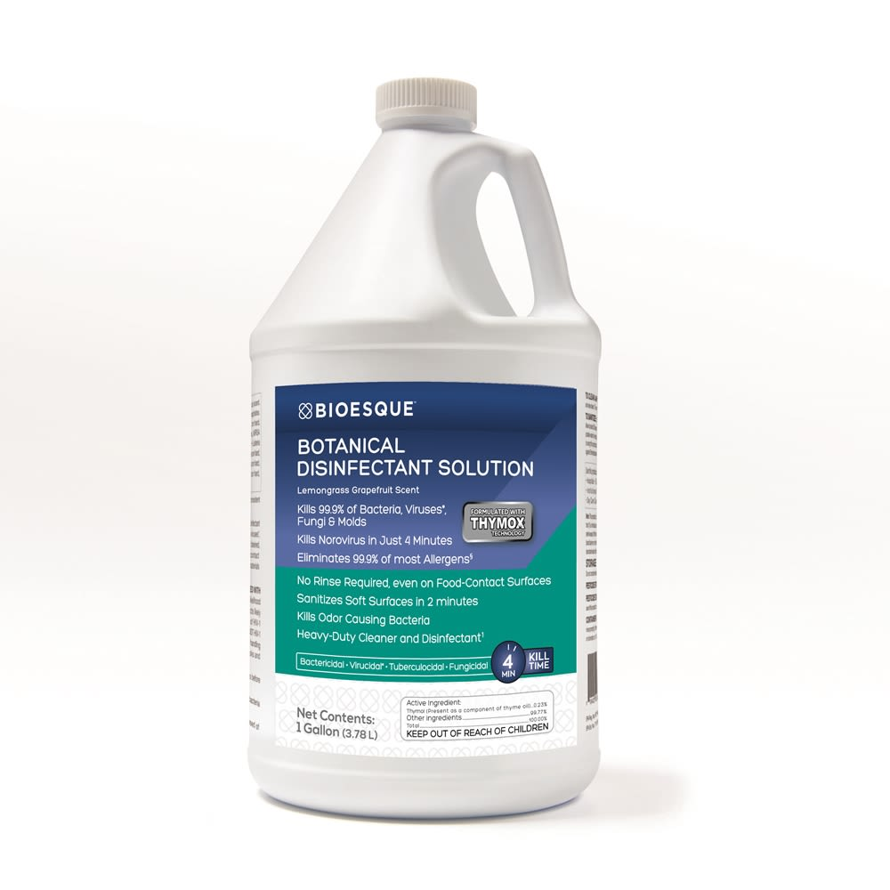 Bioesque Botanical Disinfectant Solution, 1 Gallon