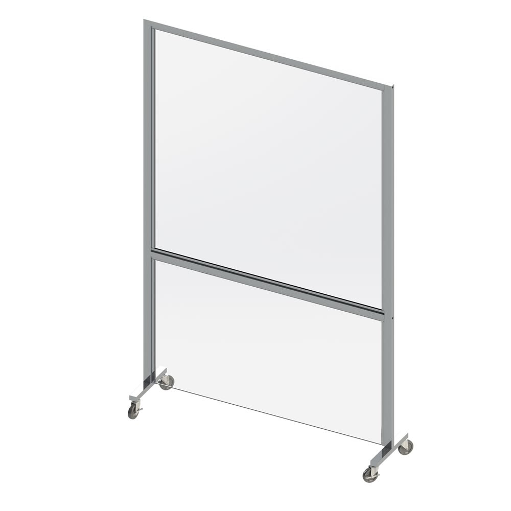 Optional Bottom Panel for 48'' Mobile Partition Barrier