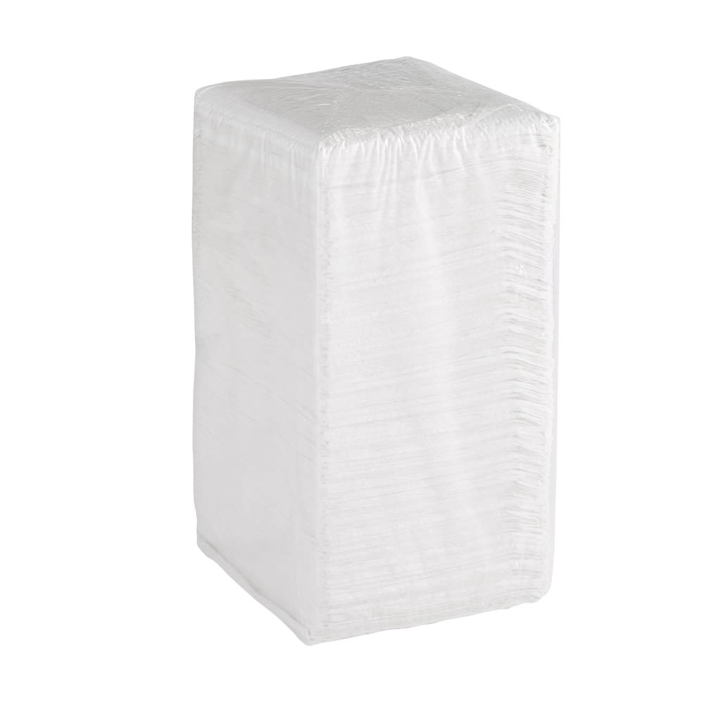 Georgia-Pacific Acclaim® 1-Ply 1/4 Fold Luncheon Napkin, Folded 6.25x5.75, Open 12.5x11.5, White