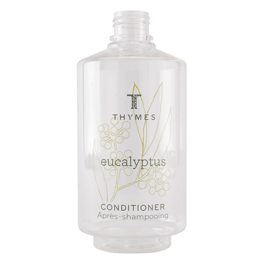 300ml Clear Thymes Conditioner Bottle