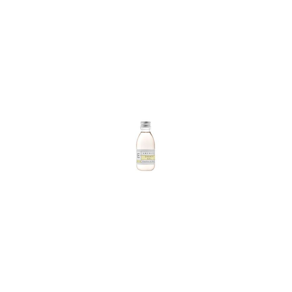 Archive Essentials Collection Shower Gel 45ml, Bilingual
