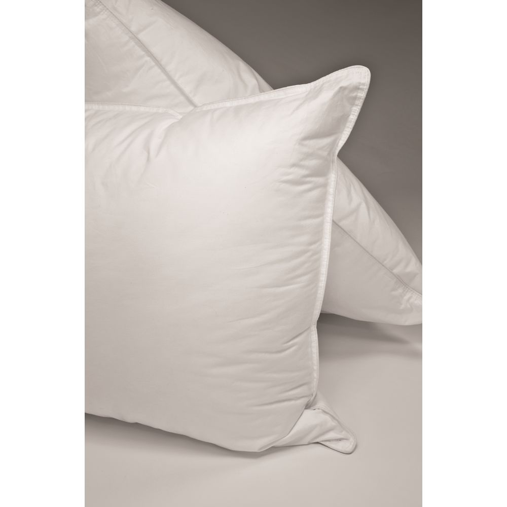 Dream Memories Pillow, Memoryfil Fiber, T233 Cotton Cover, Jumbo 20x28, 32 oz, White
