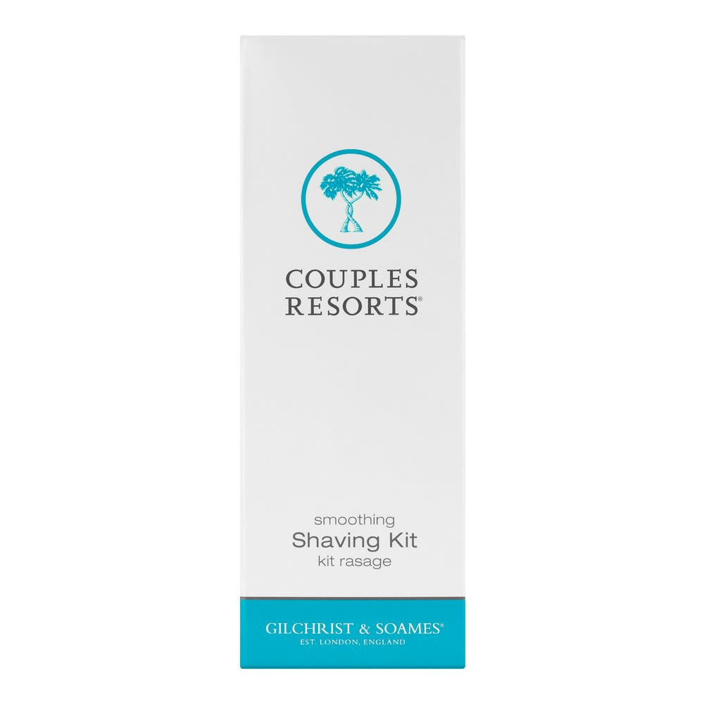 Couples Resort Shave Kit