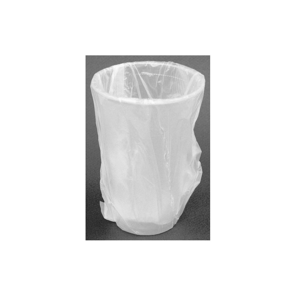 Cold Cup 9oz, Plastic Transparent, Wrapped