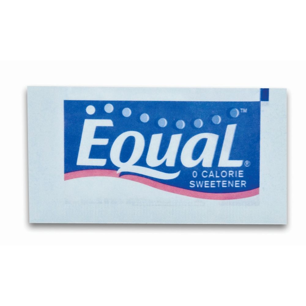 Equal® Aspartame Sweetener, Blue Packets