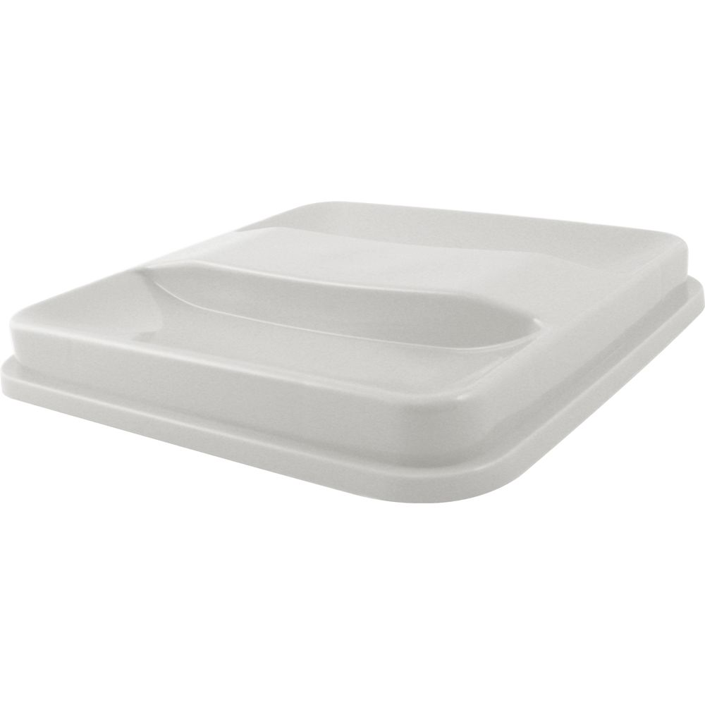 3 Quart Square Ice Bucket Lid for HP2000W, White