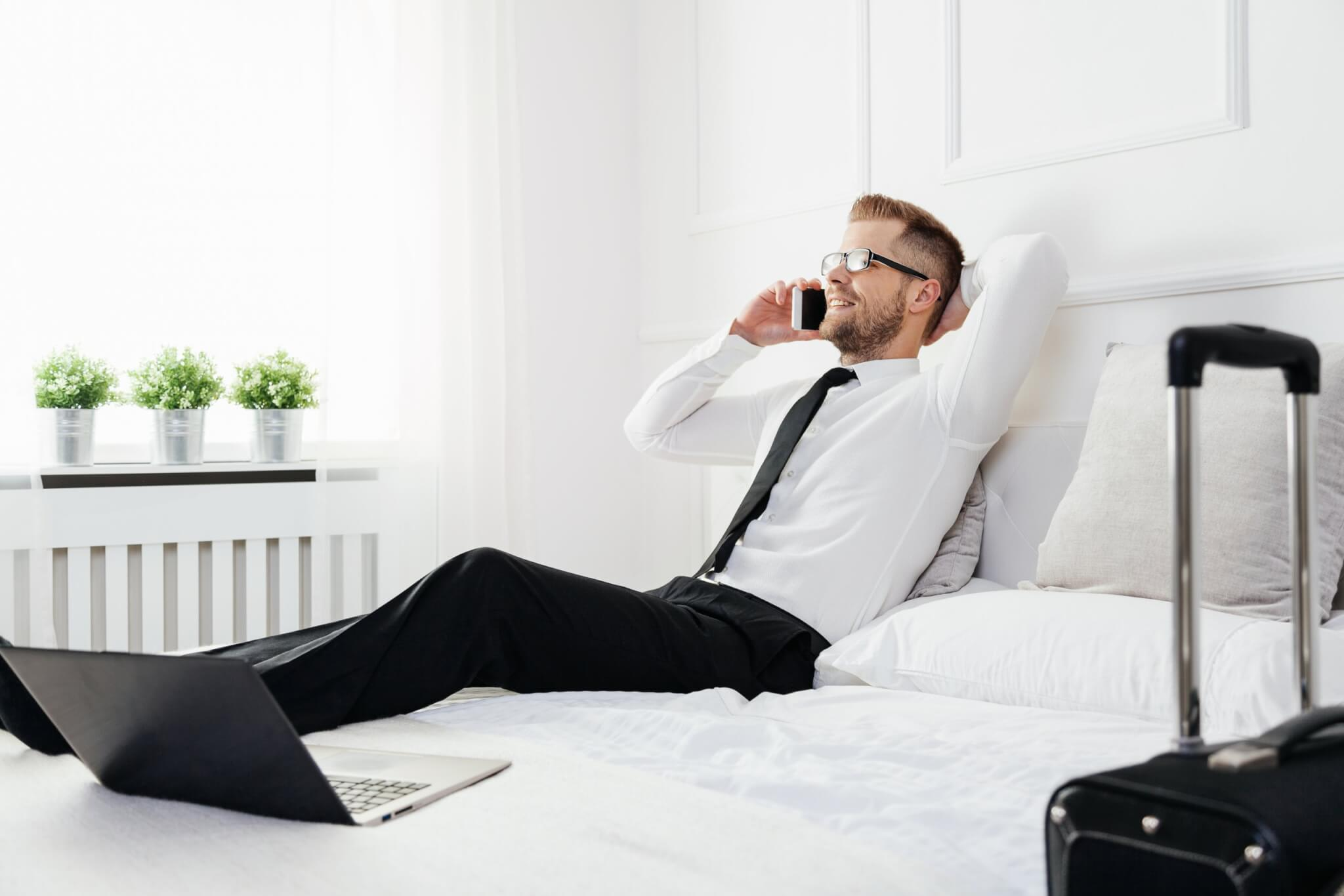 Make sure your short-term rentals appeal to business travellers