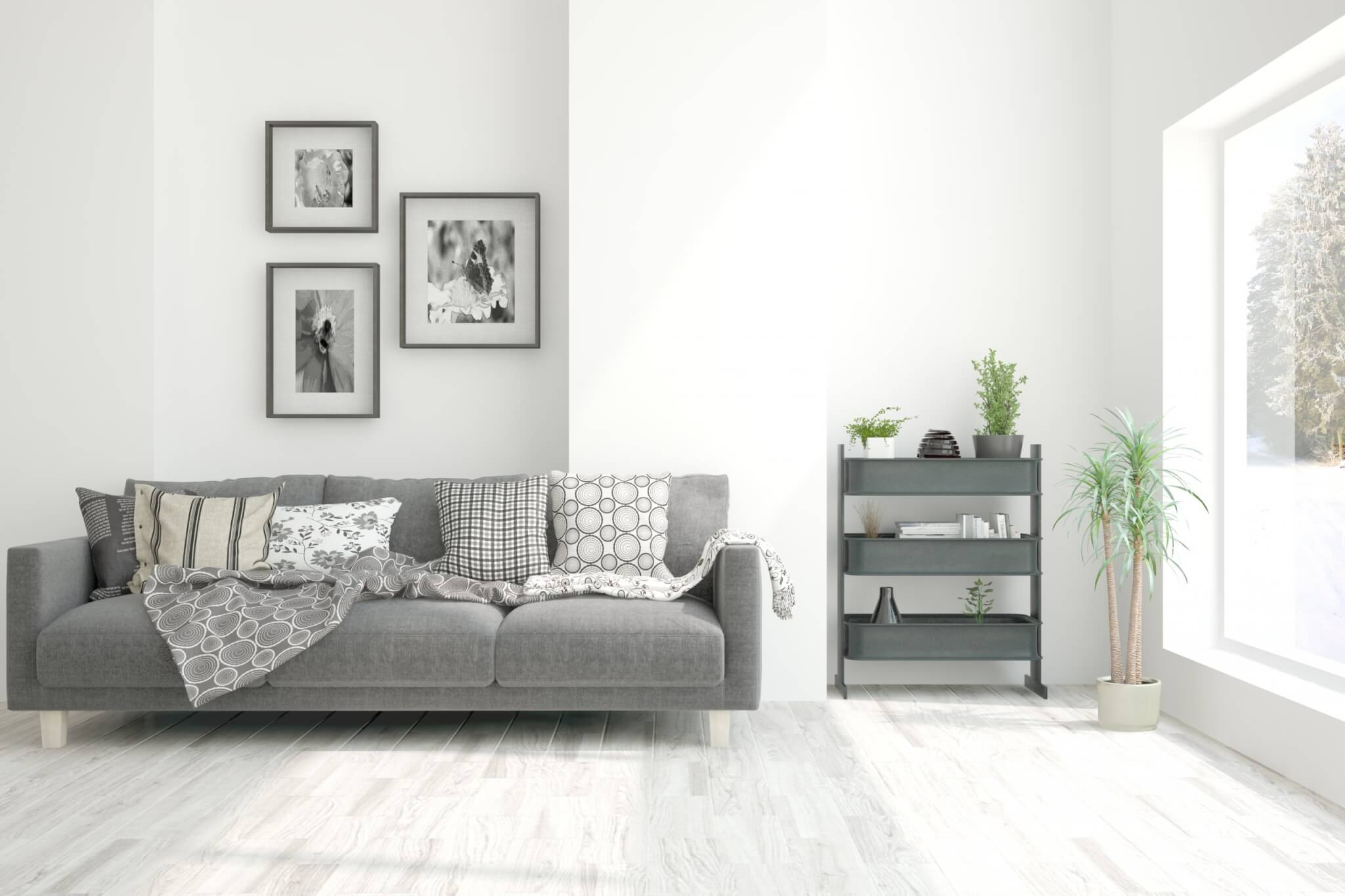 Consider the type of guests you'd like to host in your short-term rental properties when choosing your interior design