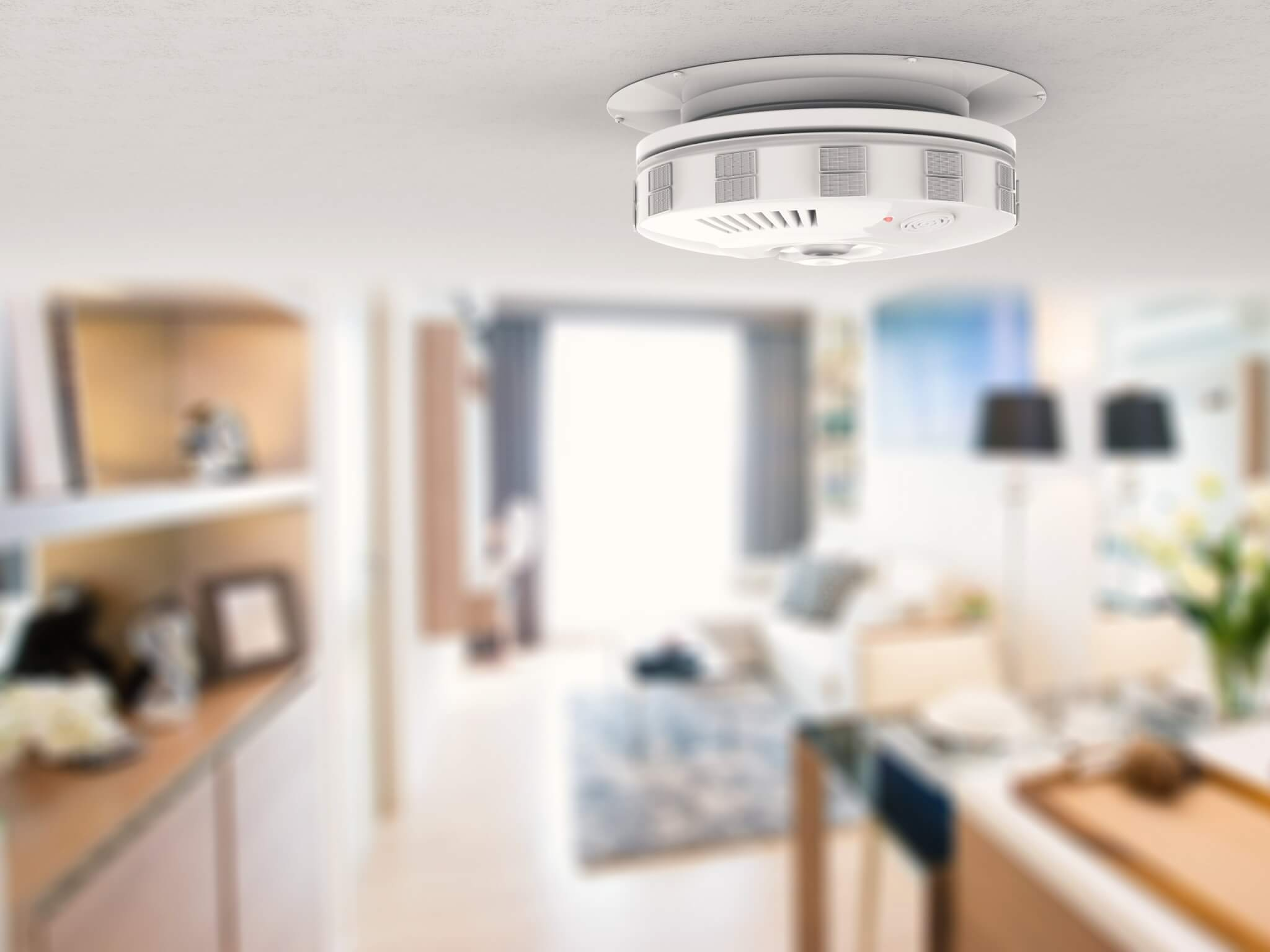Regularly check smoke detectors in your vacation rental properties