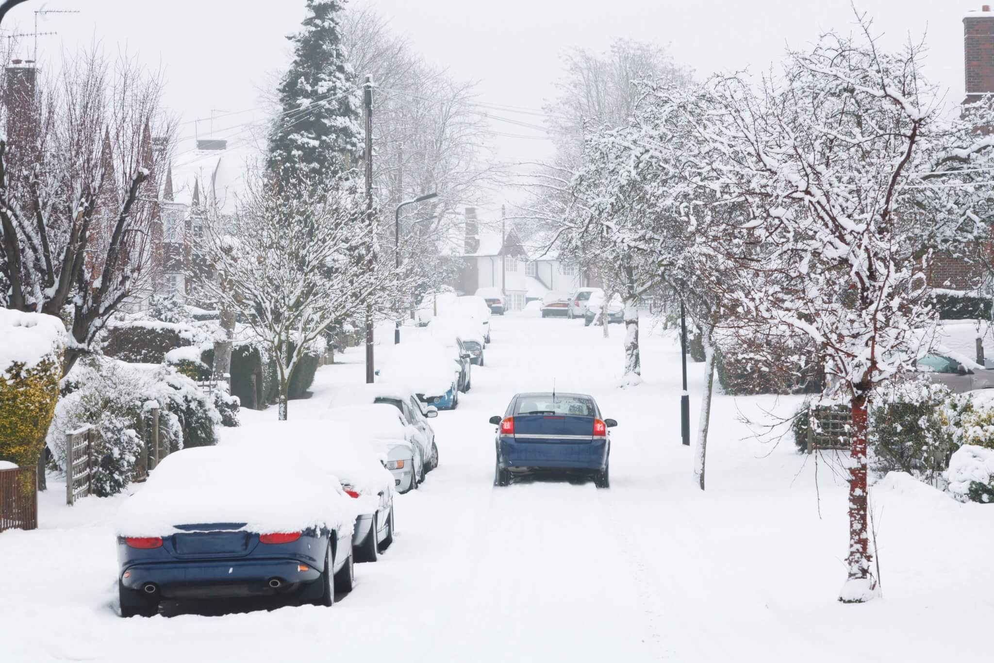 Make sure your short-term rental guests don't get trapped inside in the snow