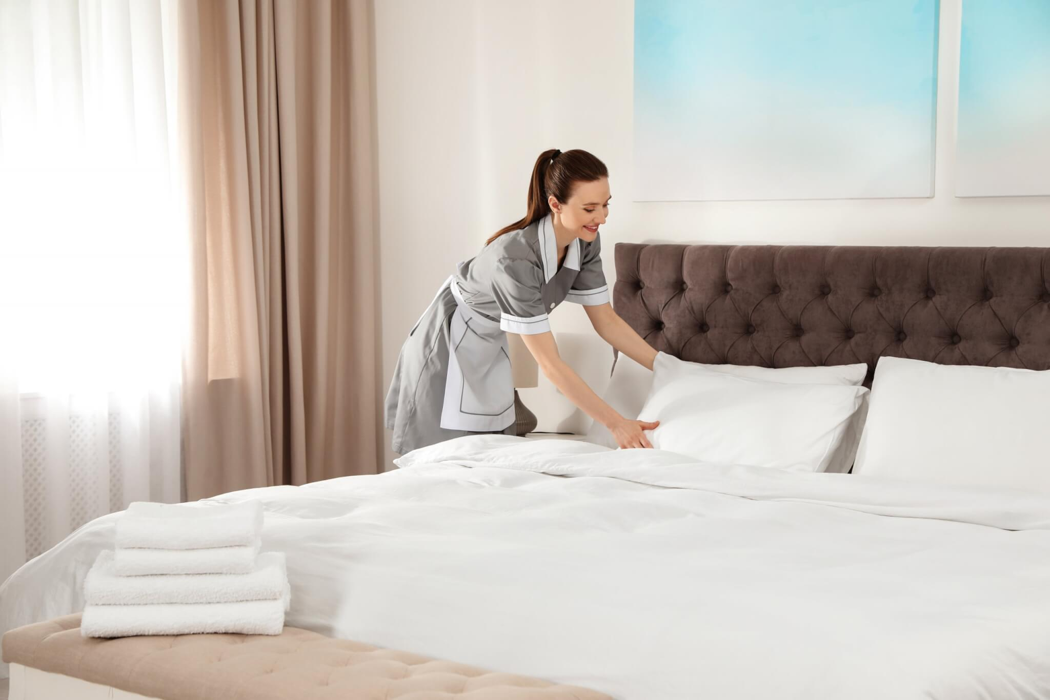 automate tasks for your boutique hotel operations