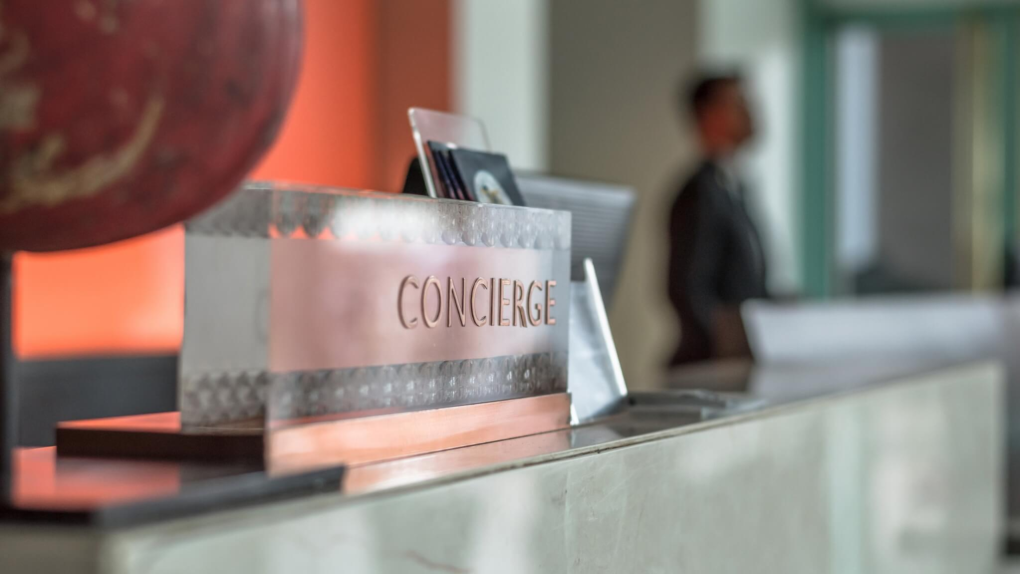 Add a digital concierge to your boutique hotel